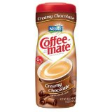 Coffee Mate Powder, Creamy Chocolate, 15-Ounce Units