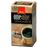 Melitta One:One Java Pods, Go Hazelnuts, Hazelnut Flavored Coffee