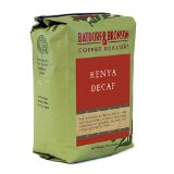 Batdorf & Bronson Coffee Roasters Kenya, Whole Bean Coffee, Decaf, 12-Ounce Bags