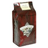 Coffee Masters Gourmet Coffee, Kenya AA, Whole Bean, 12-Ounce Valve Bag